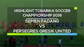 Video Gol Pertandingan Semen Padang FC vs Persegres Gresik United