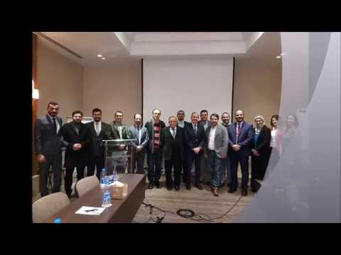 Honoring Cermony Of Dr. Fathy Adas By Jordanian Glaucoma Club