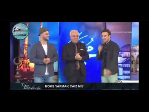 Mustafa Ceceli'den Nihat Hatipoğlu'na Boks Yapmak Caiz mi Sorusu ft. Maher Zain