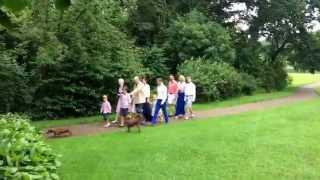 Dänisches Königshaus im Sommerurlaub Royals Dänemark