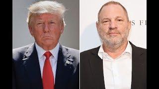 Trump Would Not Condemn Weinstein