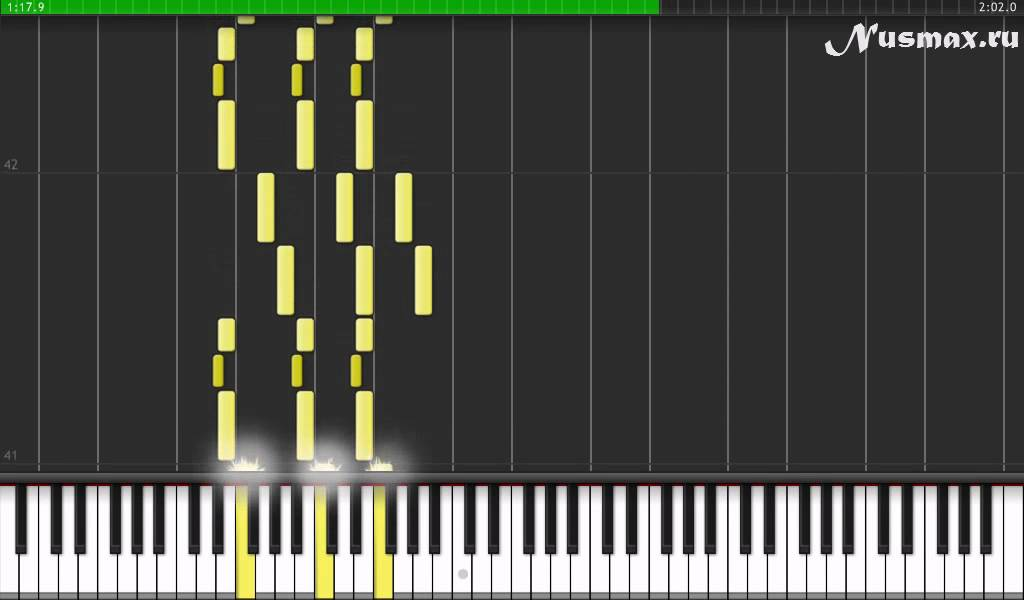 Nirvana Smells Like Teen Spirit Piano Tutorial Synthesia Sheets