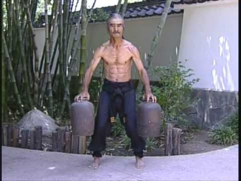 Uechi-ryu hand conditioning