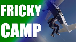Frickflyers Vertical Camp March 2020