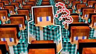 ESCONDE-ESCONDE COM DISFARCE DE AUTHENTICGAMES !! - Minecraft
