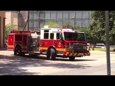Austin Fire Department Responding Compilation 3
