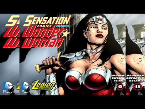 SENSATION COMICS FEATURING WONDER WOMAN # 47 y # 4​​8 [ESP] 2015
