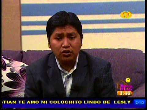 Entrevista en Televisiete en Promoción Feria San Sebastián H. 2013
