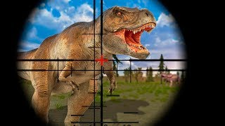 Dinosaur Jurassic Hunt #2 (by Tap 2 Sim) Android Gameplay Trailer