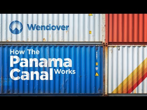 The World's Shortcut: How the Panama Canal Works