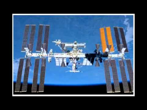 ISS Space Station hoax yes the ISS and pretty much everything else to do with NASA