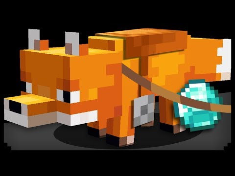 ✔ Minecraft: 25 Things You Didn't Know About Foxes