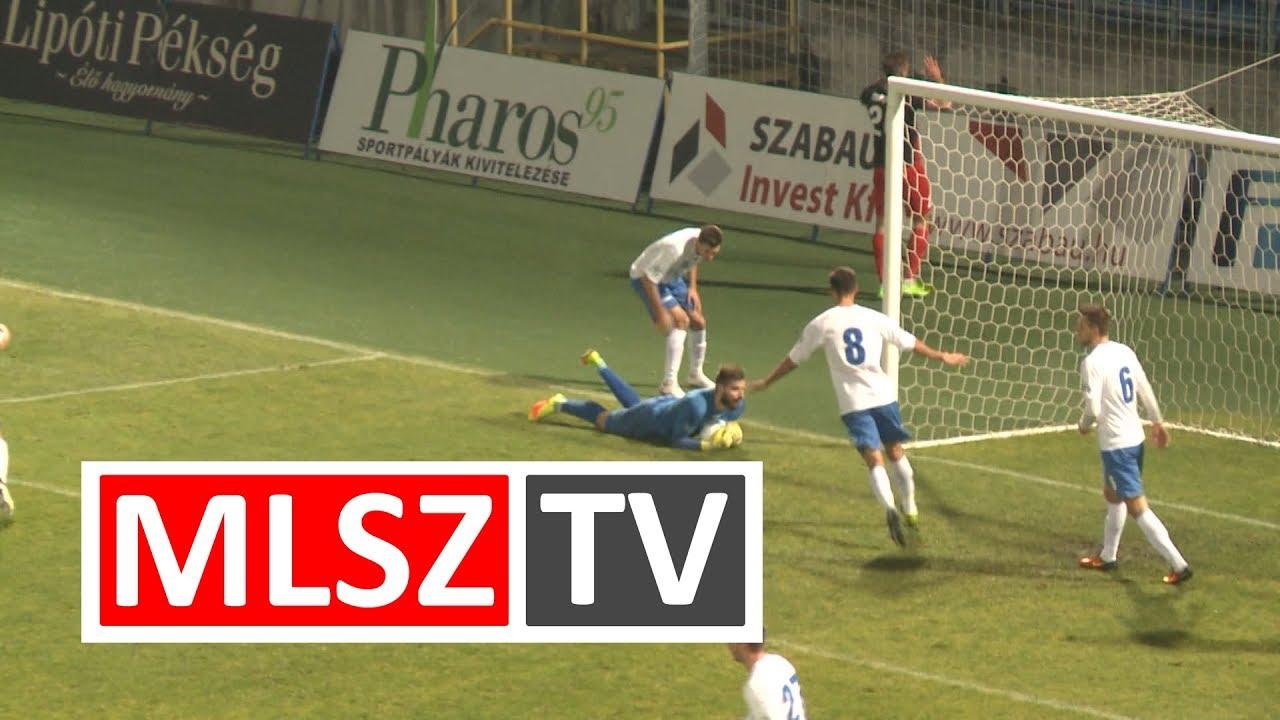 ZTE FC – Soproni VSE |0-0 (0-0) | Merkantil Bank Liga NB II.| 18. forduló |