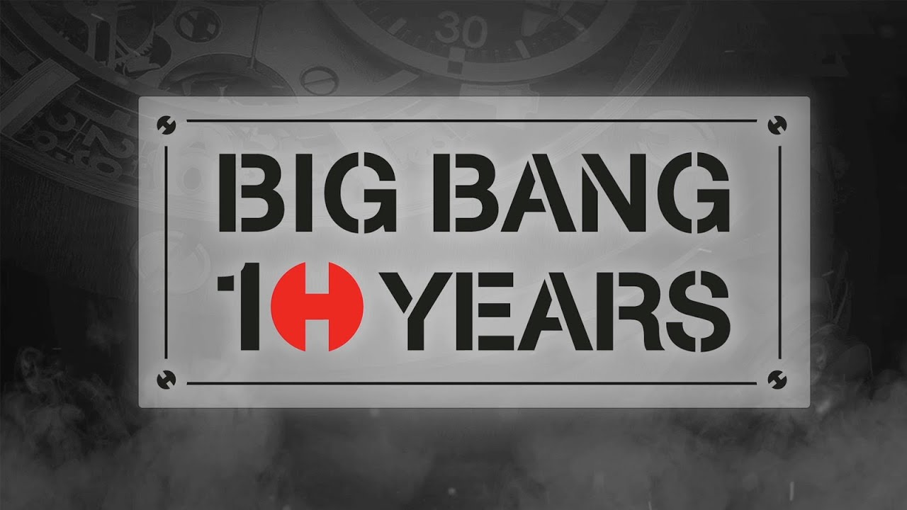 HUBLOT2 Grand Opening. Hublot's second manufacturing building. 10 Years of Big Bang.