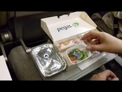 Летим во Вьетнам, Нячанг: Как кормит Pegas Fly