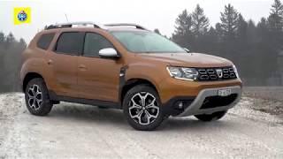 Dacia Duster 4x4 - Autotest