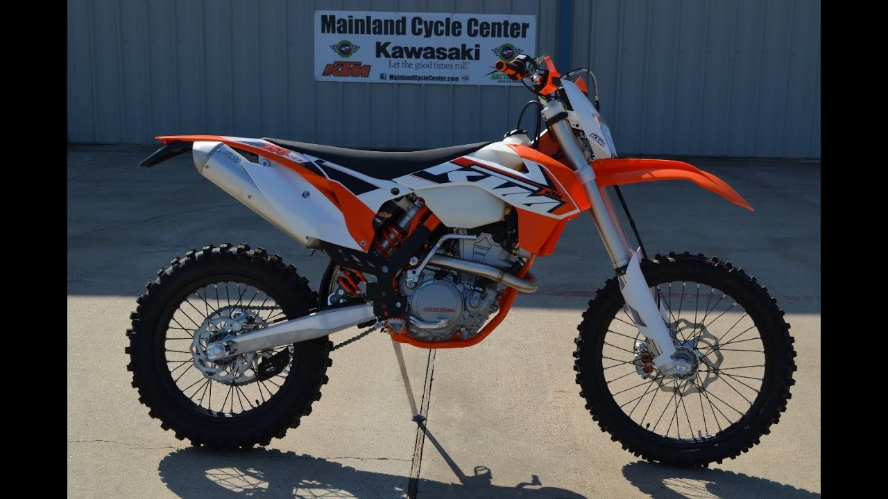 Ktm  Xcf W For Sale