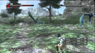 Lost Odyssey Xbox 360 Gameplay HD 720p