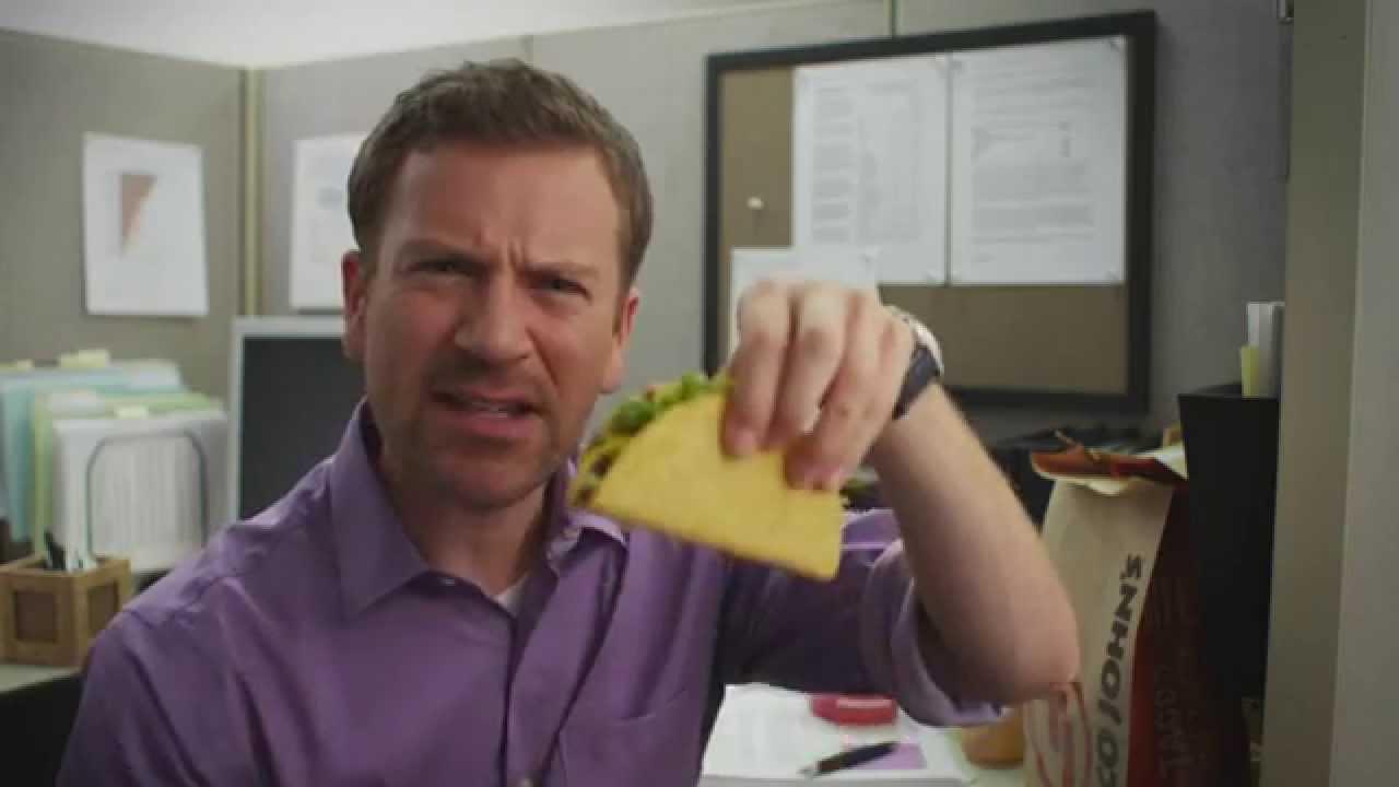 Taco Johns Man