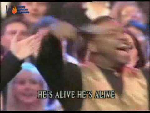 Jesus Is Alive - HILLSONG [Shout to the Lord 2000]