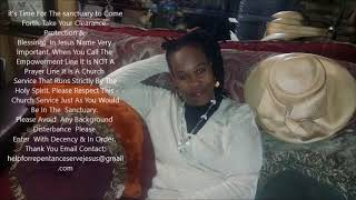 Sun Service Testimony The GRACE Of GOD Releasing The GLORY Of God Take It 7 15 18