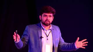 By Seeking and Blundering, We Learn. | Deep Vaidya | TEDxJDMC