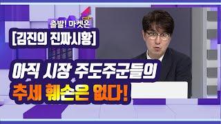 [김진의 진짜시황] 아직 시장 주도주군들의 추세 훼손은…