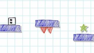 Бумажный рывок (Paper Dash) // Геймплей