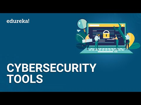 Cybersecurity Tools | Popular Tools for Cybersecurity Threats  | Cybersecurity Training | Edureka
