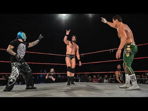 30 Man Rumble For WCPW Title (No Regrets 2017)