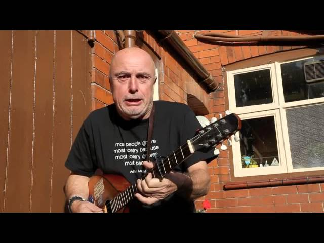 Attila the Stockbroker - Farageland. My Clash 'tribute' to UKIP....