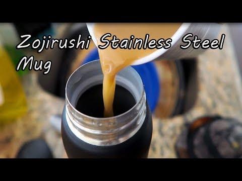 Zojirushi Stainless Steel Mug Review
