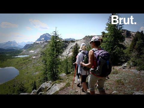 Au Canada, la plus grande randonnée au monde