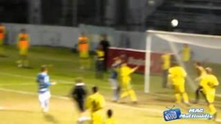 Marília 0x0 Cerâmica-RS - Camp.Brasileiro Série D 2012 [Lances da partida]