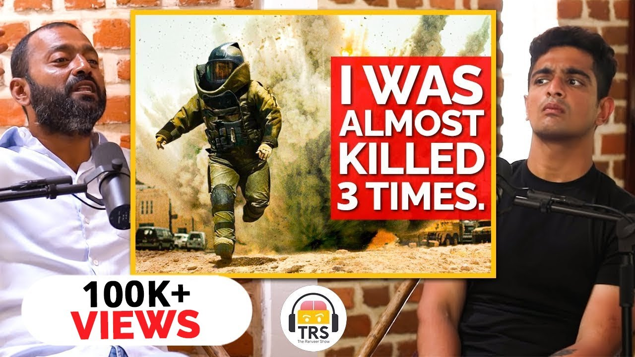 """""""Told The Enemy To Kill Me & F*ck Off"""", Major Vivek Jacob 