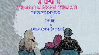 TMT THE ZUPER RAP STAR/ hip hop merauke/ 2017