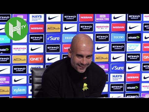 Manchester City v Manchester United | Pep Guardiola responds to Dani Alves claims - 'I prefer sex!'