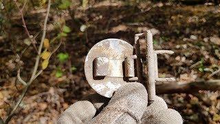 Фартовые находки по войне,золото,серебро,что закопали дети в лесу...80.