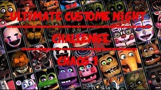 Ultimate Custom Night Challenge#10