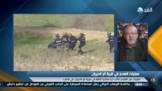 فيديو.. محلل سياسي: نتنياهو يهدم بيوت الفلسطينيين ليغطي فساده