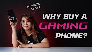 Why Buy a GAMING Phone? | ROG Phone 5