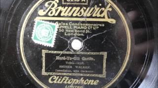 Esther Walker - Hard to get Gertie