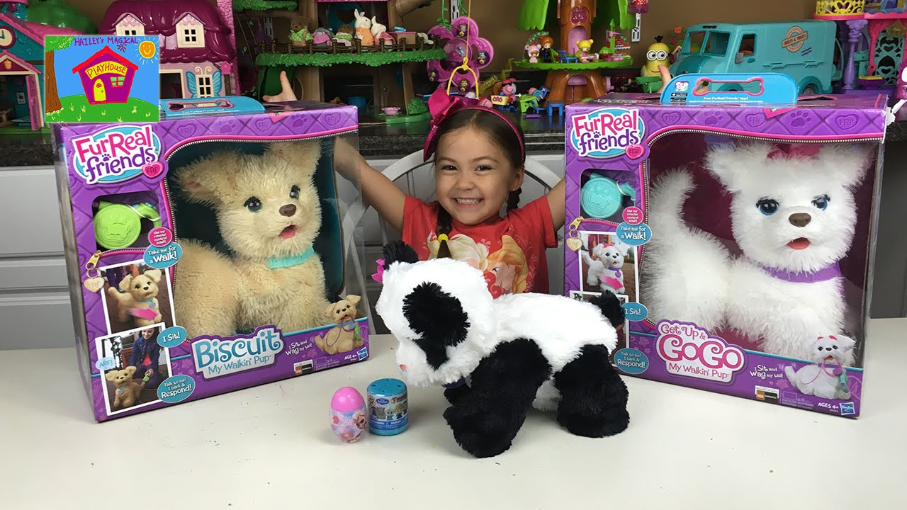 Toy Dogs That Act Like Real Dogs