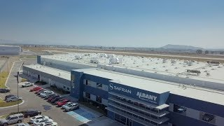 Discover the third Safran and Albany plant!