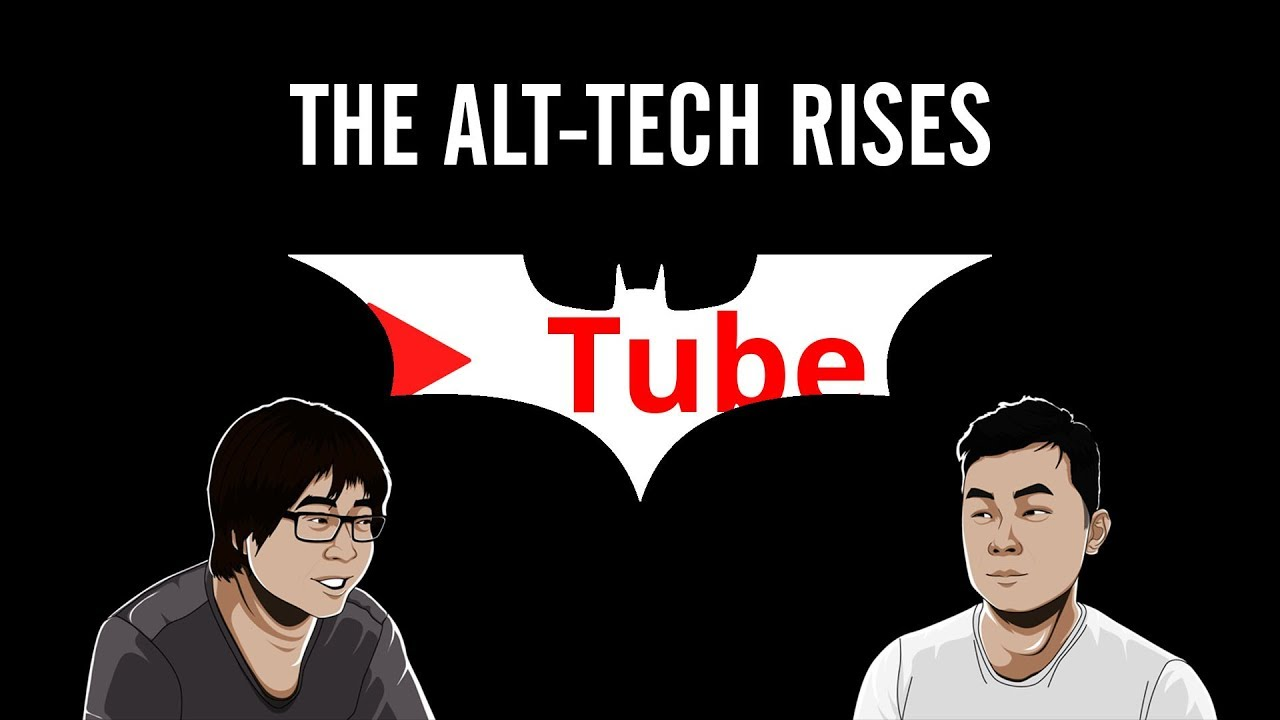 The Alt-Tech Rises: New Heroes of Freedom are Emerging