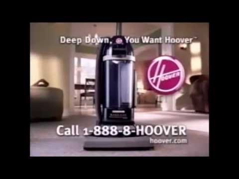 Hoover: Bagless | :60