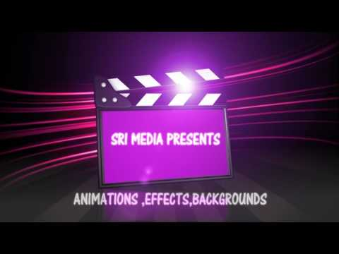 SD sparkling Flash Motion Video Background // VFX  From Sudhakar TechNews