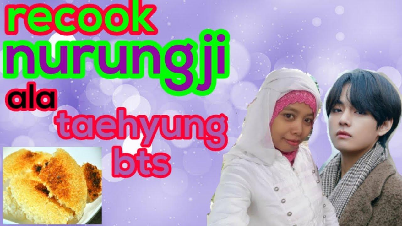 Resep Nurungji Simple Ala Taehyung Bts Youtube