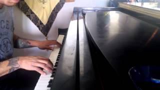 Alanis Morissette uninvited solo piano cover
