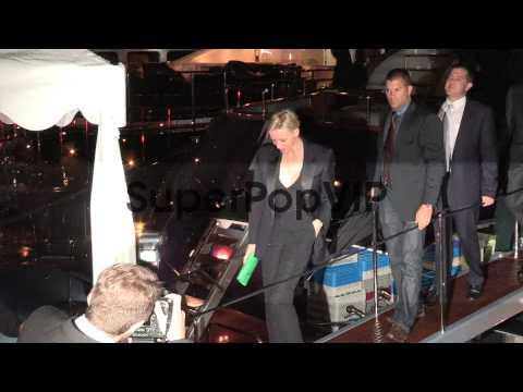 Princess Charlene of Monaco Celebrity Sightings on May 22...